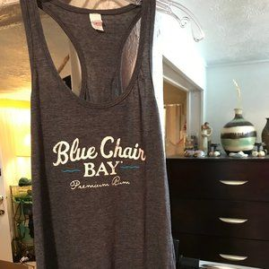 NEW Blue Chair Bay Racerback Tank Top - Women's M